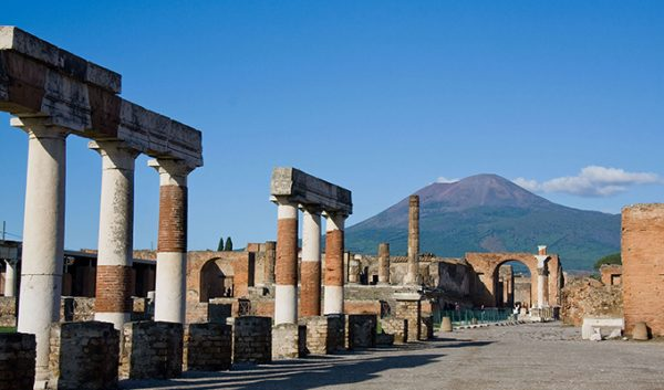 Pompeii and Herculaneum – Private Tour