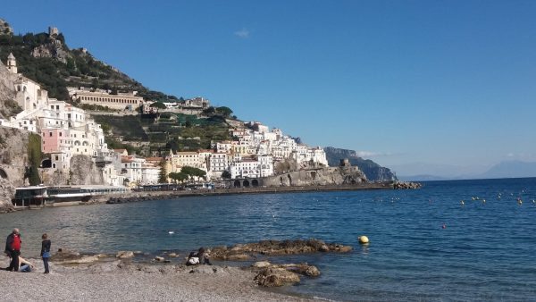 Amalfi Coast for families