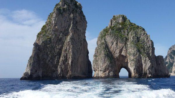 Capri Island Walking Tour