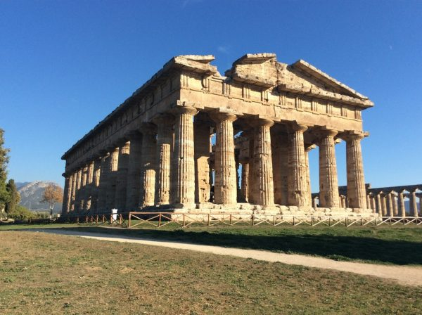 Buffalo Farm and Greek temples of Paestum tour