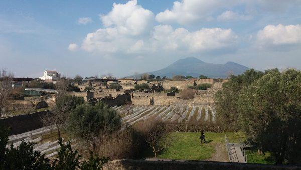 Pompeii and Herculaneum Walking Tour