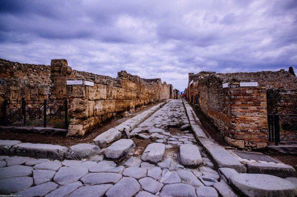 Afternoon Pompeii Tour