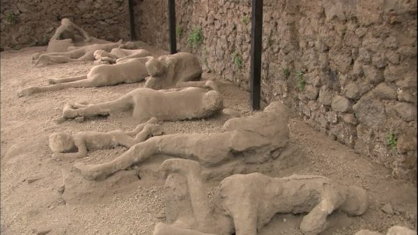 Pompeii the Buried City – Walking Tour