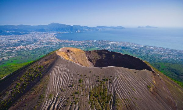 Pompeii Herculaneum and Mount Vesuvius tour